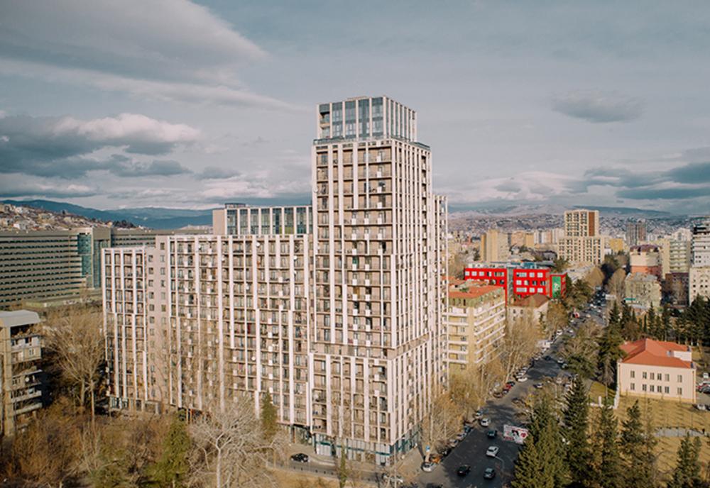 სასტუმრო Tbilisi Marriott