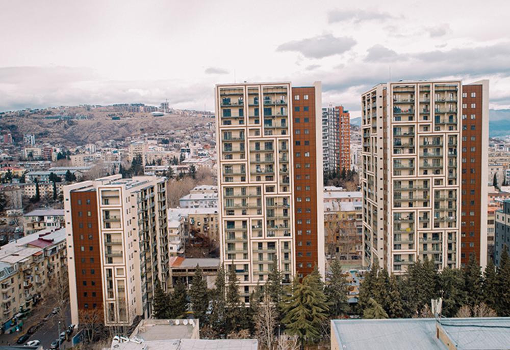 m² Skyline Residence