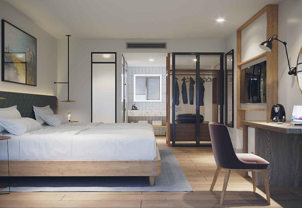 სასტუმრო Moxy